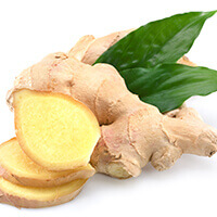 Ginger (Rhizome)
