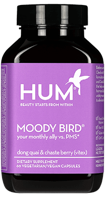 Hum Vitamins Moody Bird