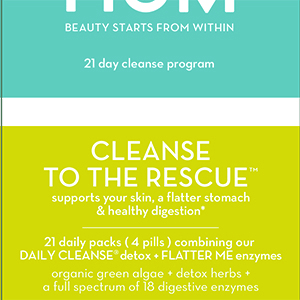 Cleanse to the Rescue