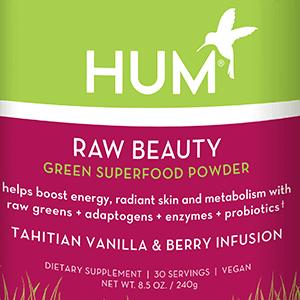 Raw Beauty - Vanilla & Berry