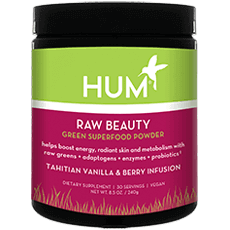 Raw Beauty - Vanilla & Berry