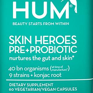 Skin Heroes Pre+Probiotic