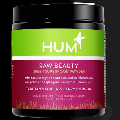 Raw Beauty™ - Vanilla & Berry