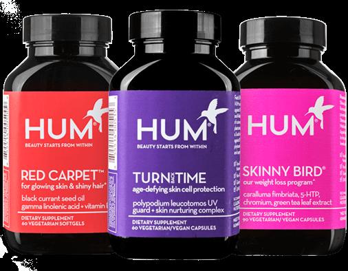HUM vitamins
